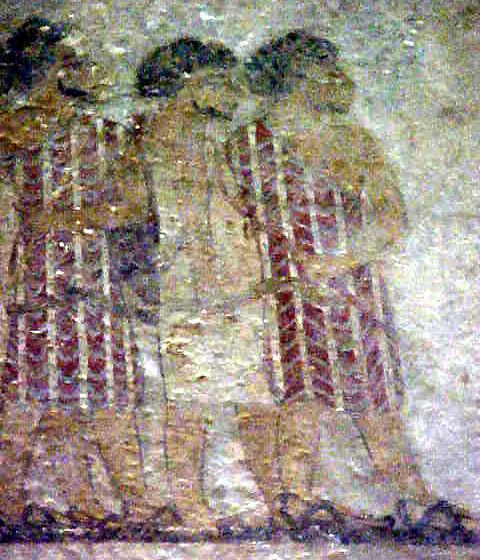 Beni hasan tombs for Beni hasan mural
