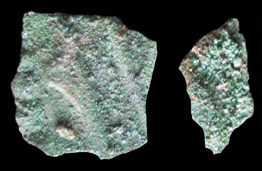 Spiro Metal Artifacts