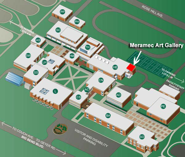 St Rose Campus Map.Untitled Document