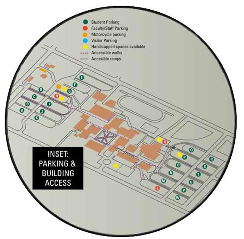 Stlcc Meramec Campus Map.Untitled Document